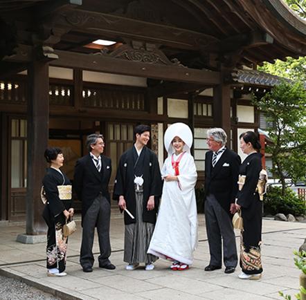 神社和婚結婚式